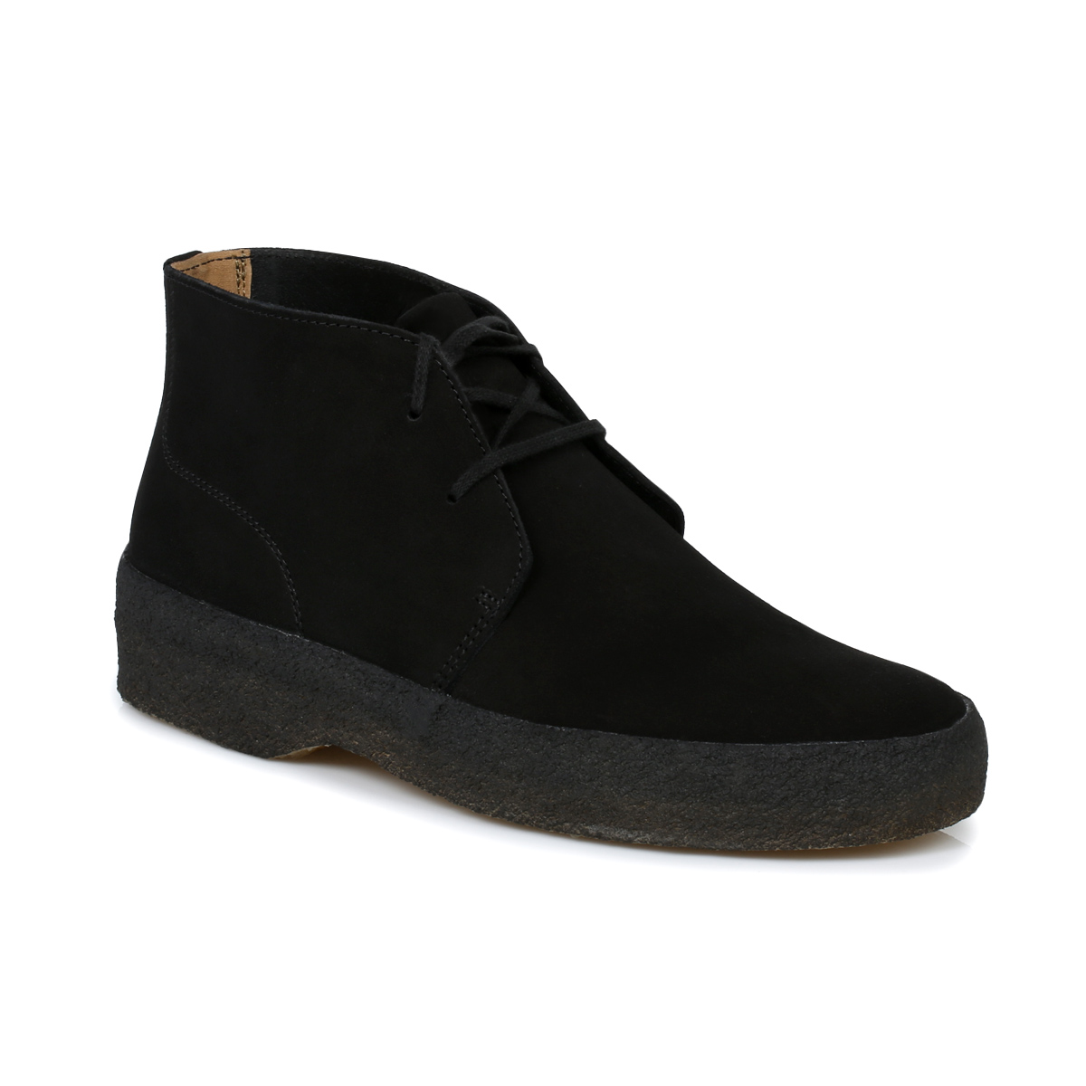 Clarks Black Desert Earl Mens Boots Sizes 8 11 Ebay