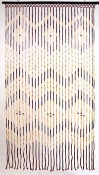 Bamboo Beaded Door Curtain Blind Decorative Door Screen 2 ...