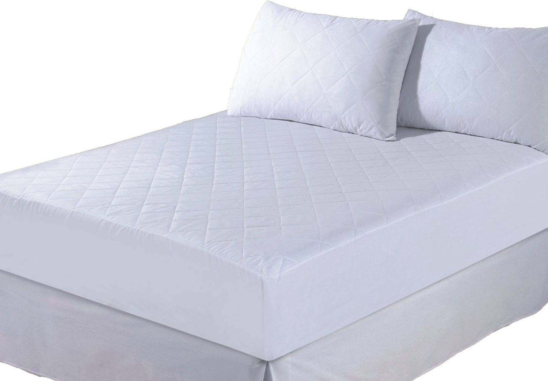 EXTRA DEEP 12 QUILTED MATTRESS PROTECTOR FITTED BED COVER