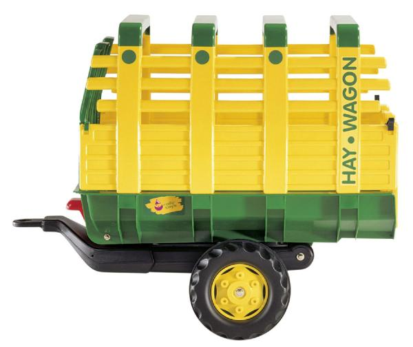 John Deere Hay Wagon - Year of Clean Water