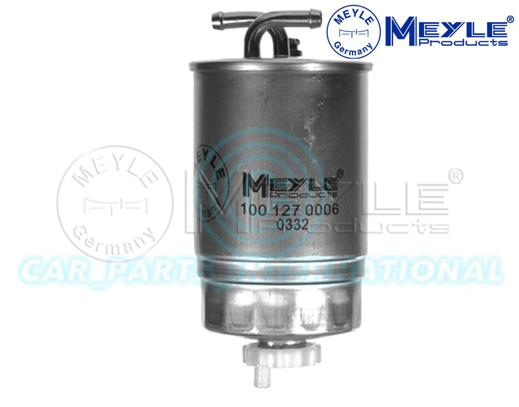 hight resolution of meyle fuel filter