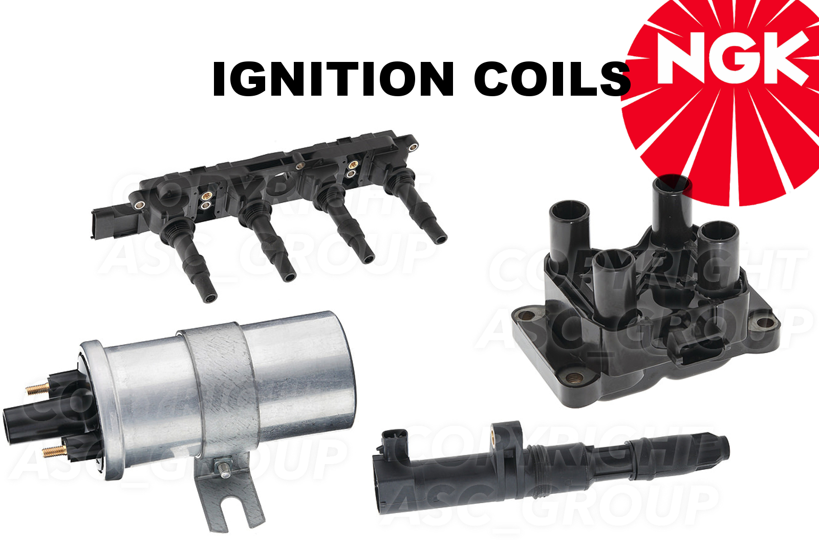 hight resolution of new ngk ignition coil pack nissan maxima qx a33 2 0 2000 02 cyl 4 5 6