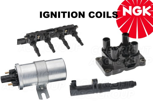 small resolution of new ngk ignition coil pack nissan maxima qx a33 2 0 2000 02 cyl 4 5 6