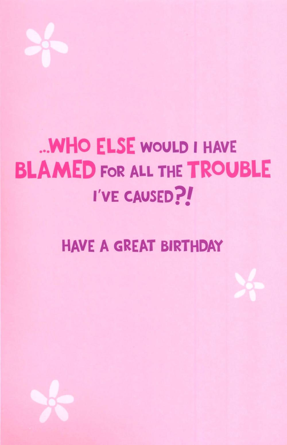 Big Sister Birthday Quotes Funny QuotesGram