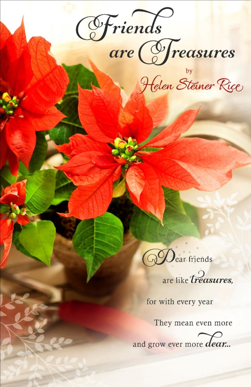 Helen Steiner Rice Religious Christmas Greeting Card
