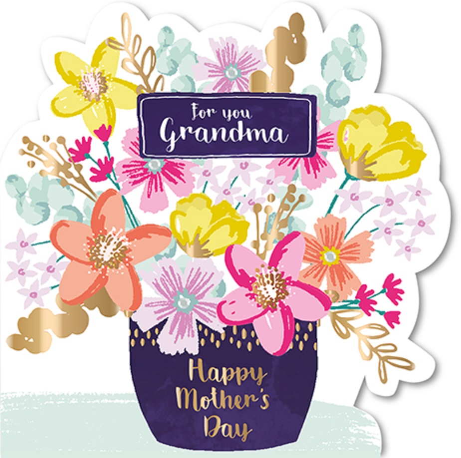 For You Grandma Happy Mother S Day Greeting Card Cards