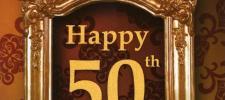 happy 50th birthday greeting card - 50th Birthday Wishes
