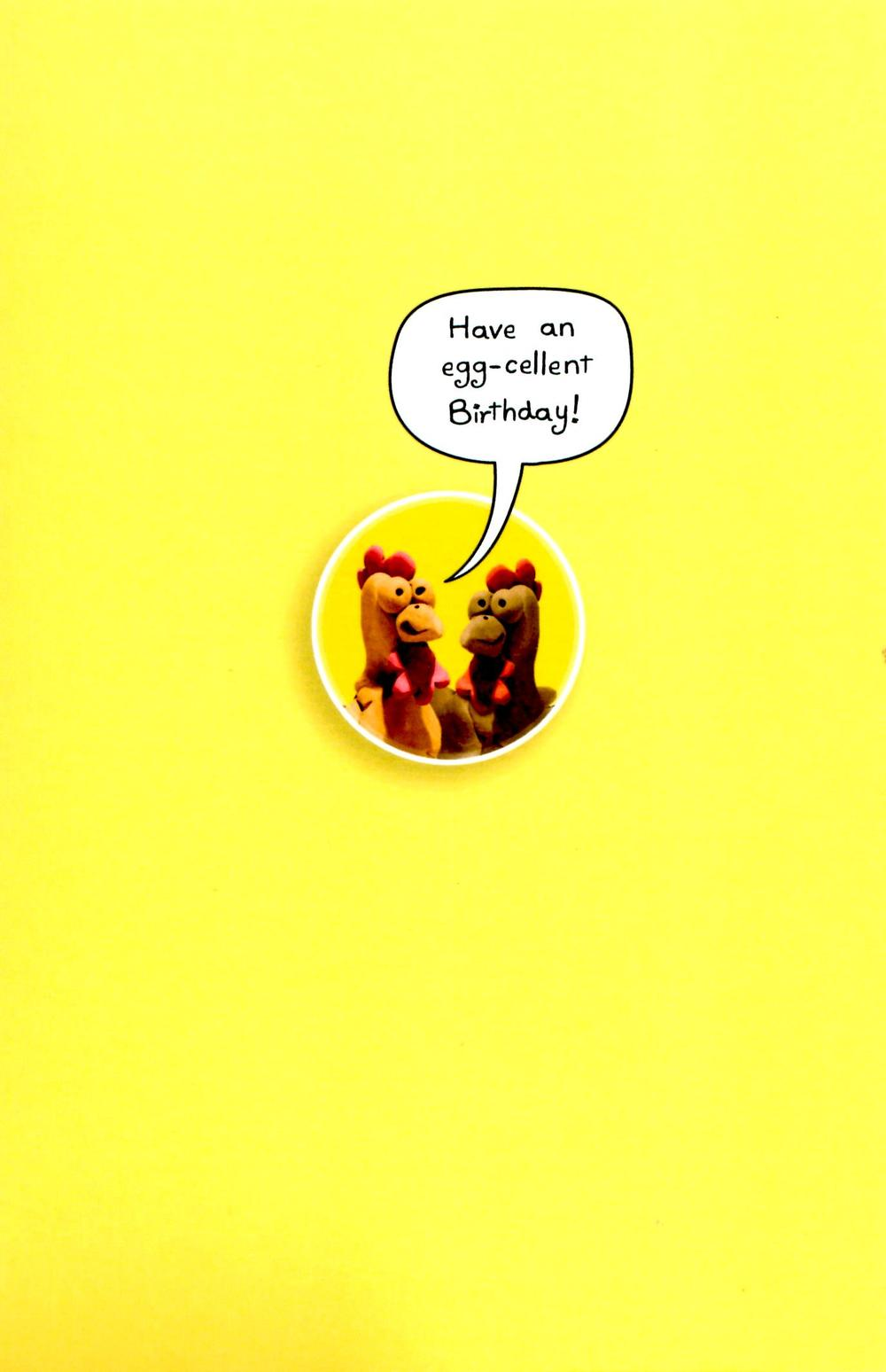 Funny Sneezing Chicken Birthday Card Cards Love Kates
