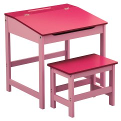 Kids Desk Chairs Uk Beach Wedding Decorations Childrens Mdf School Writing Drawing Colouring