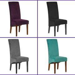 High Back Velvet Chair Uk Poang Cover Pattern Medan Set Of 2 Dining Chairs