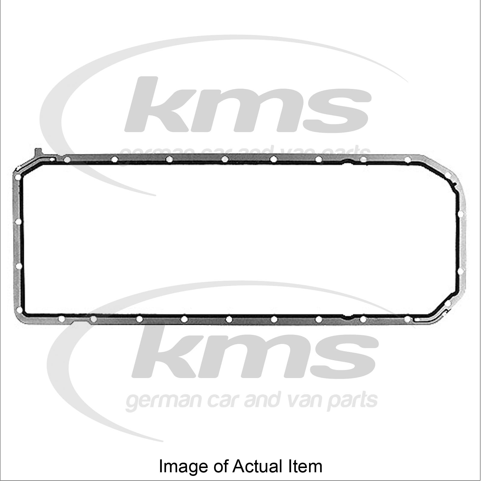 Sump Gasket Bmw 3 Series Estate 320i Touring E46 2 2l