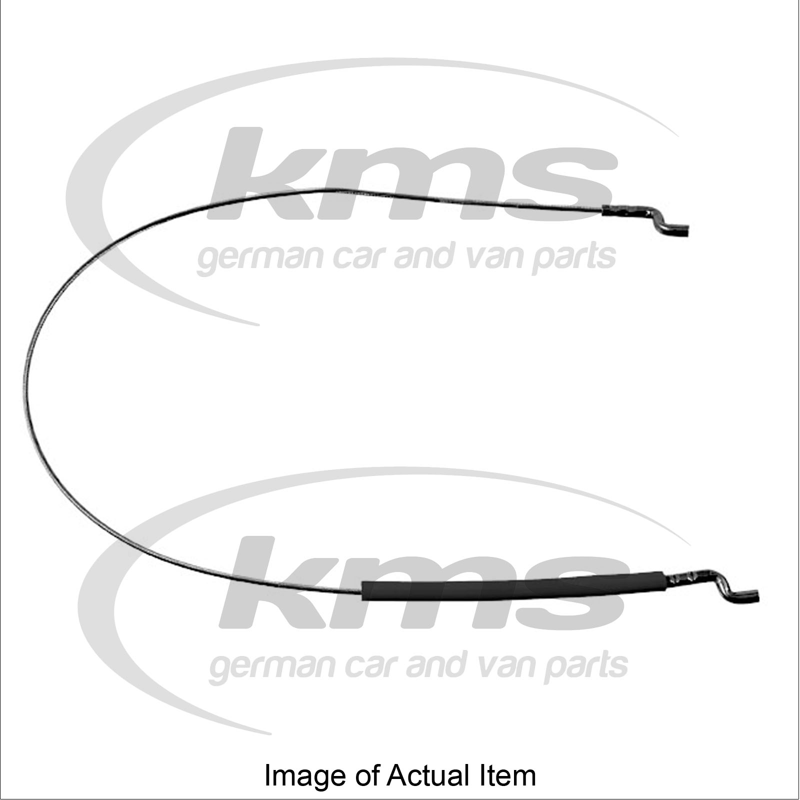 SEAT BACK ADJUSTMENT CABLE VW Golf Convertible Manual or