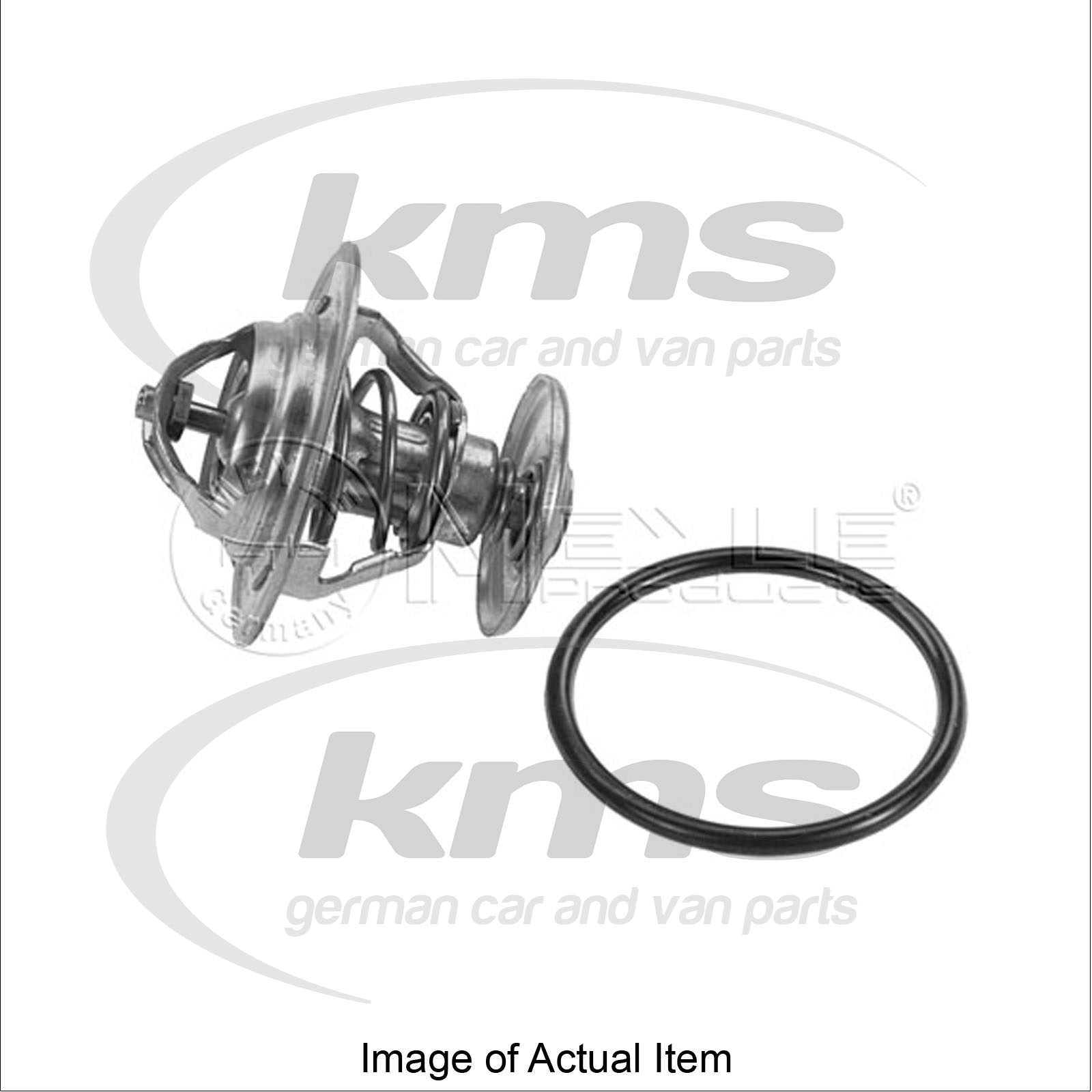 Thermostat For Coolant Vw Passat 32b 1 8 87bhp Top