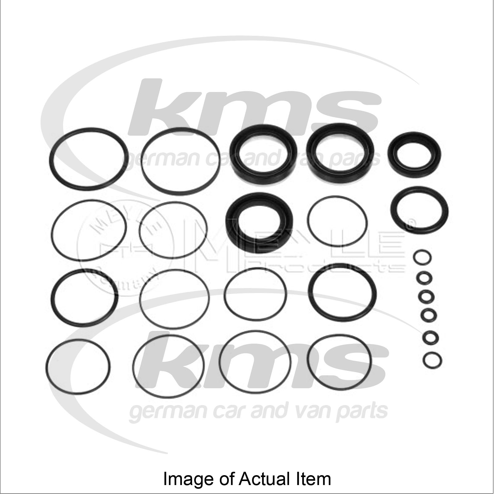 Gasket Set For Steering Gear Bmw 3 E36 M3 3 0 286bhp Top