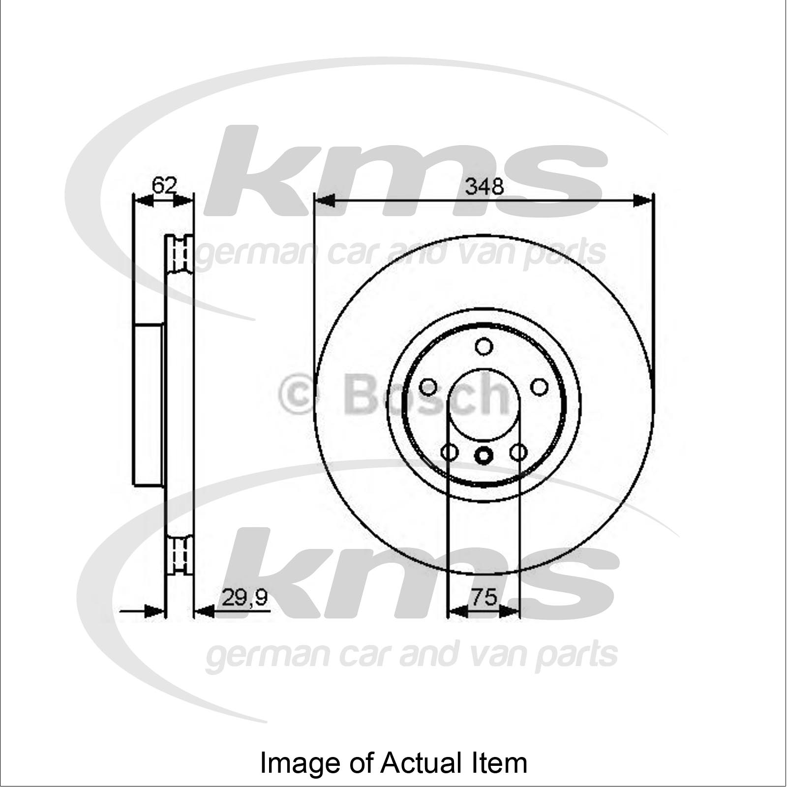 Brake Disc Bmw X5 E70 3 0 D Closed Off Road Vehicle 211