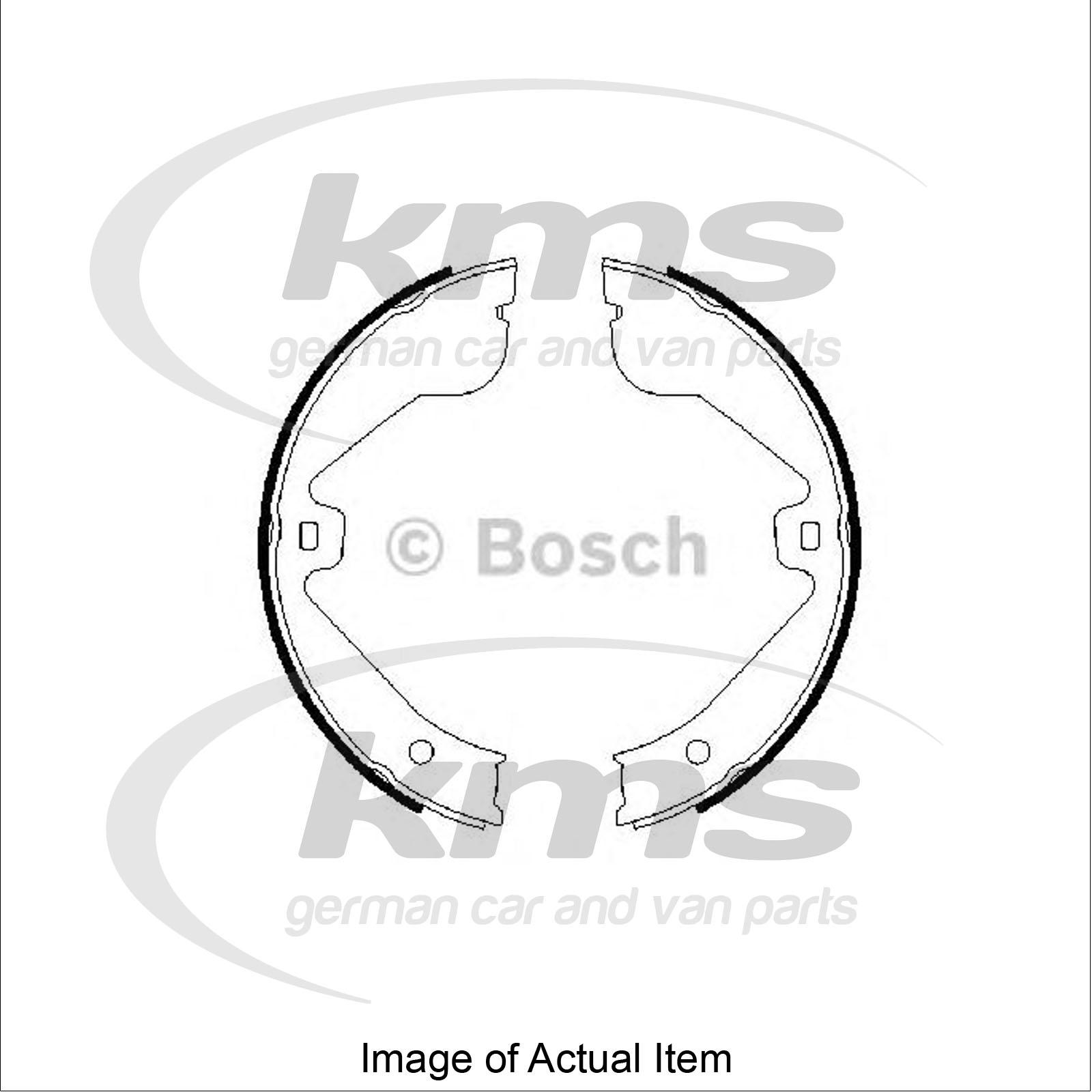 Handbrake Shoe Set MERCEDES M-CLASS (W164) ML 300 CDI 4
