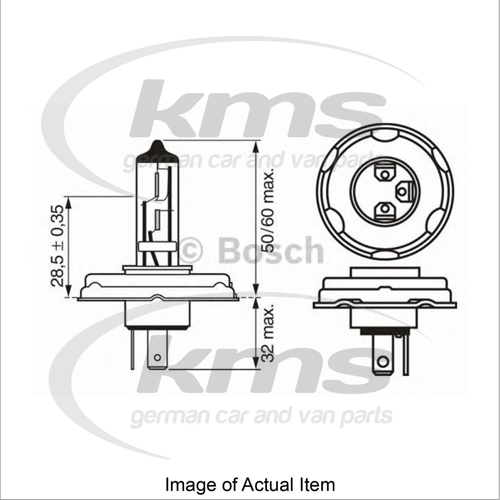 Bulb For headlight VW LT28-50 á Platform/Chassis (281-363