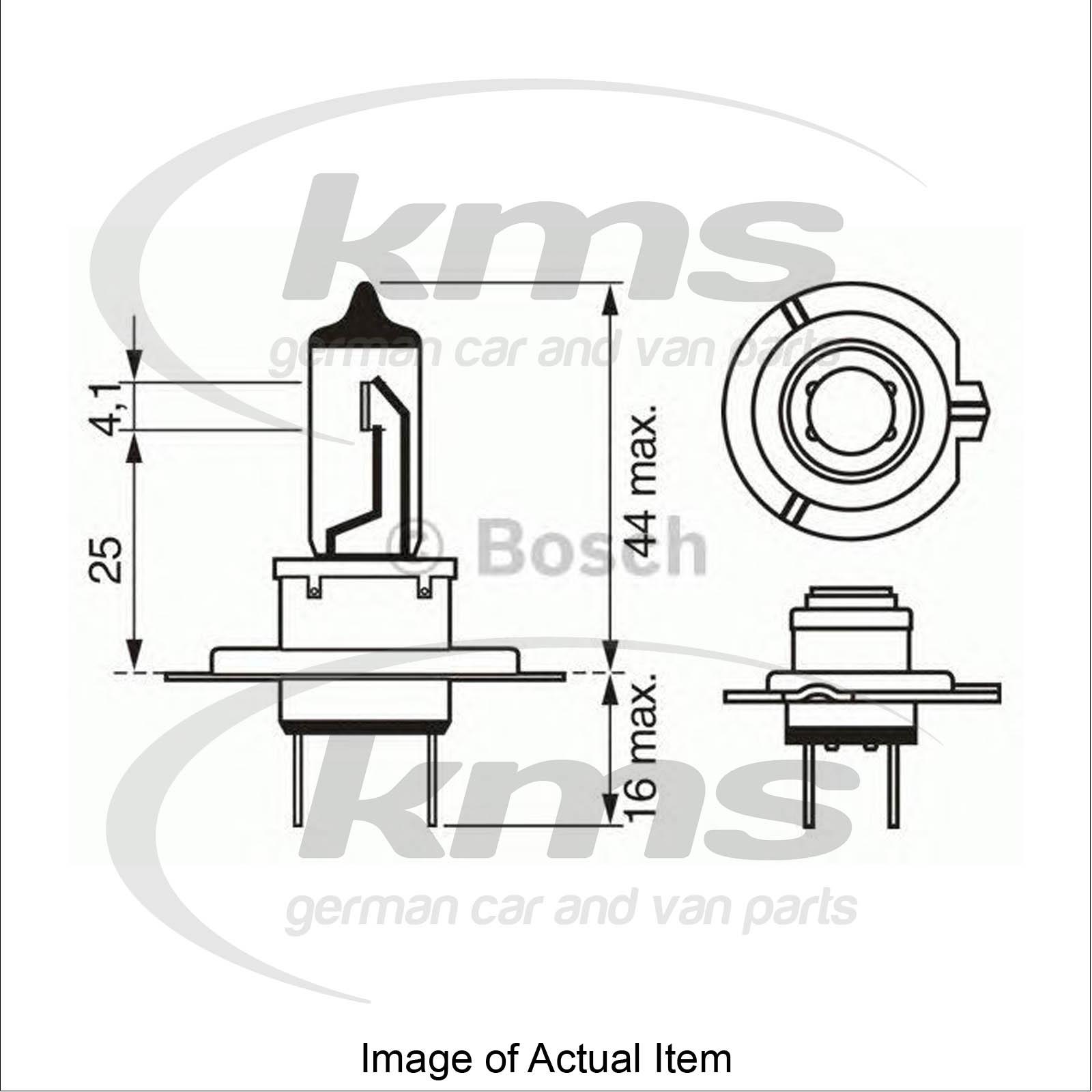 Bulb For headlight MERCEDES A-CLASS (W169) A 200 CDI (169
