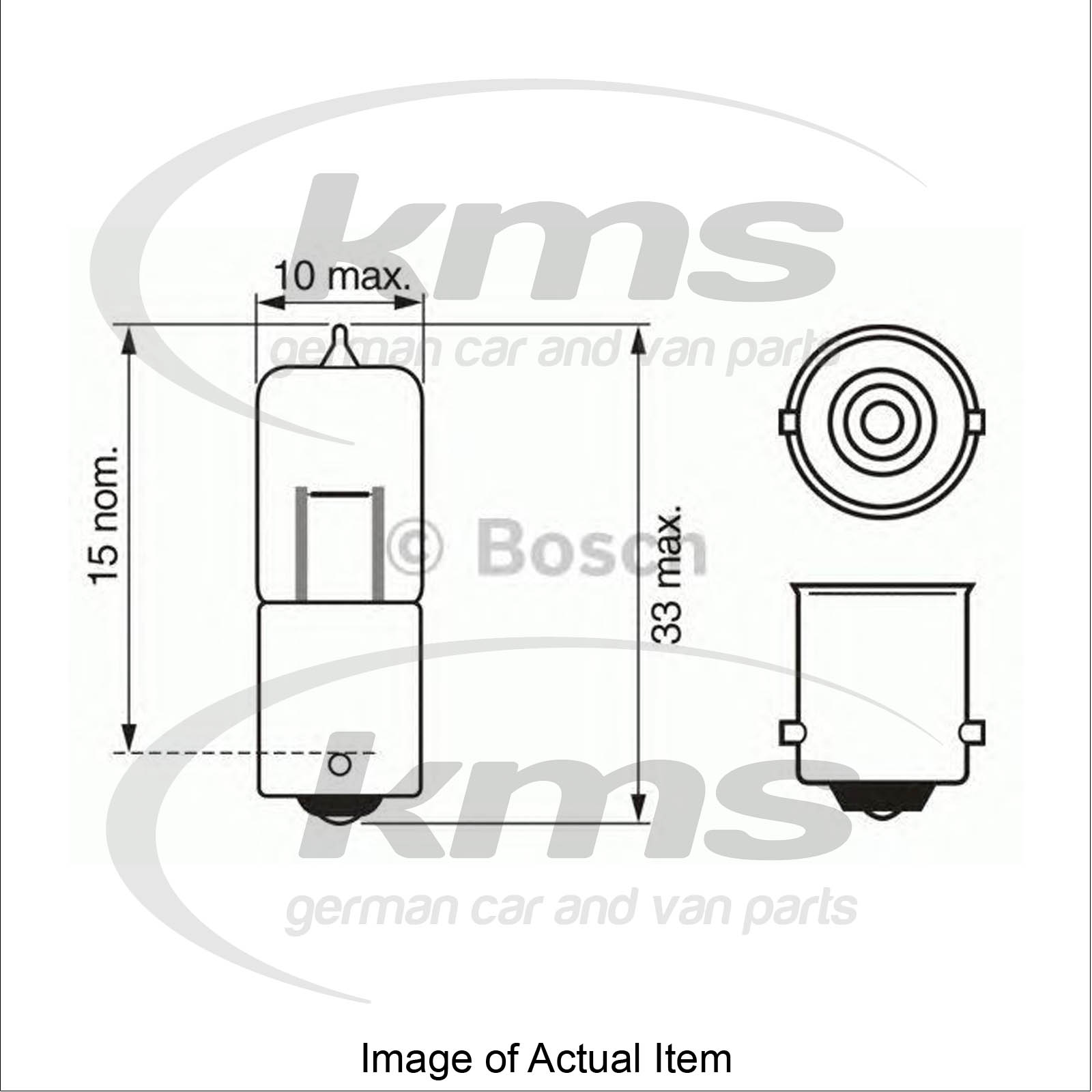 Bulb For Parking Position Light Bmw 5 Touring E39 530 I