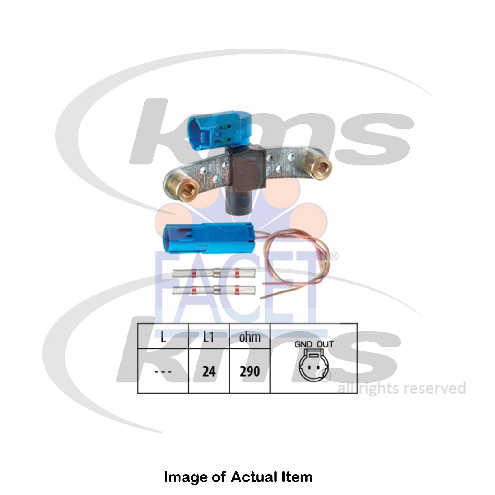 hight resolution of details about new genuine facet crankshaft pulse sensor 9 0597k top quality