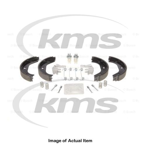 small resolution of details about new genuine bosch handbrake parking brake shoe kit 0 204 113 801 top german qual