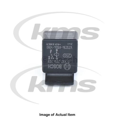 small resolution of details about new genuine bosch main current relay 0 332 209 203 top german quality