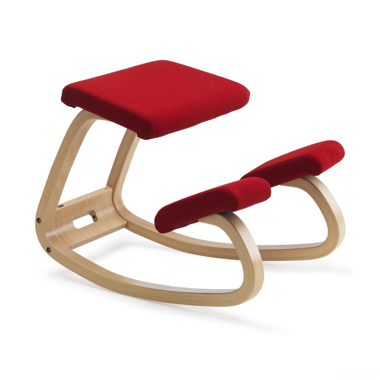 kneeling posture chair ikea tell city rocking buztic sgabello design inspiration