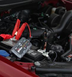 noco genius gb40 1000a 12v 6l 3l petrol diesel jump starter booster battery pack [ 1200 x 1200 Pixel ]