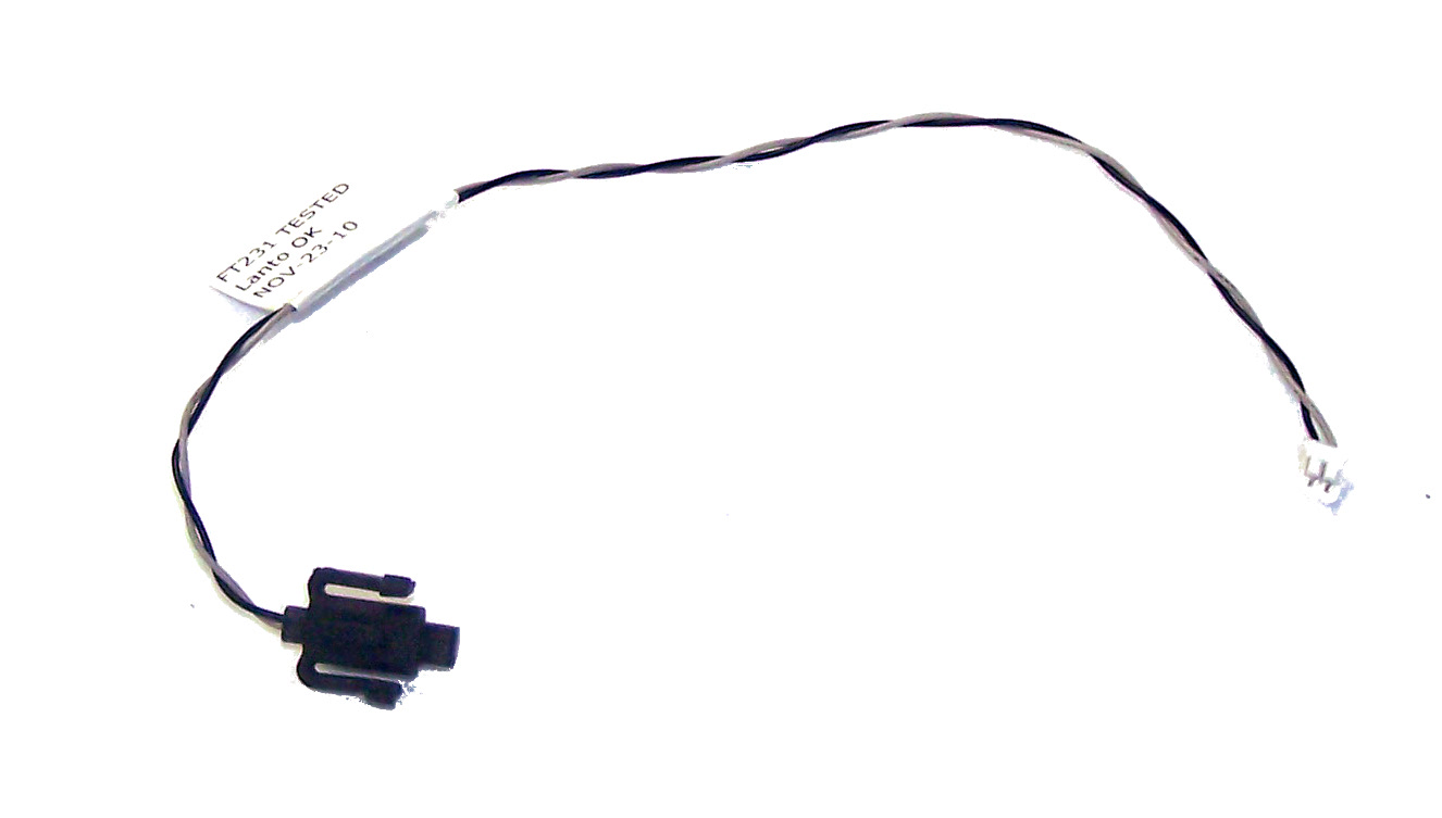 Dell FT231 OptiPlex 380 780 model DCCY1F SFF Temperature