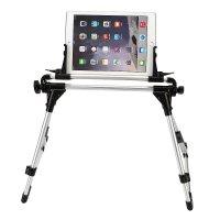 Universal Foldable Desk Floor Stand Bed Tablet Holder ...