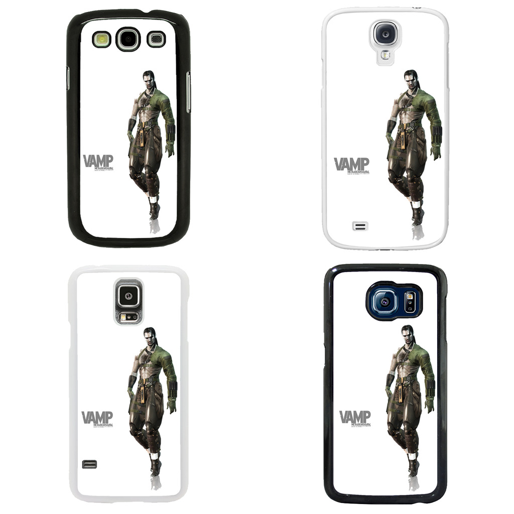 Metal Gear Solid Cover Case For Sam