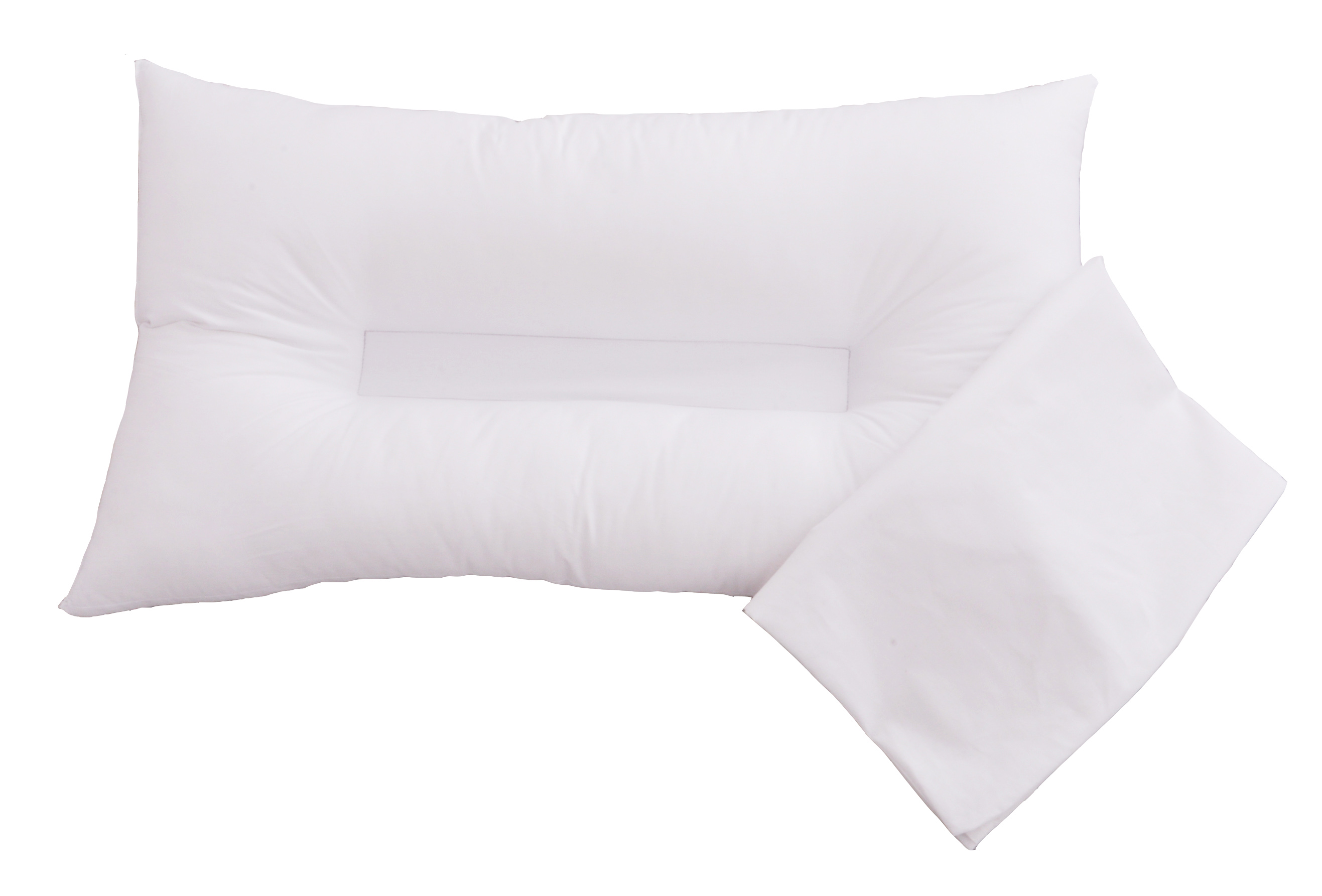 Side Sleeper CNH Ear Pain and Sore Relief Pillow with