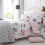Caroline Duvet Set With Accessories In Pink Duvet Sets Bedding Direct Uk