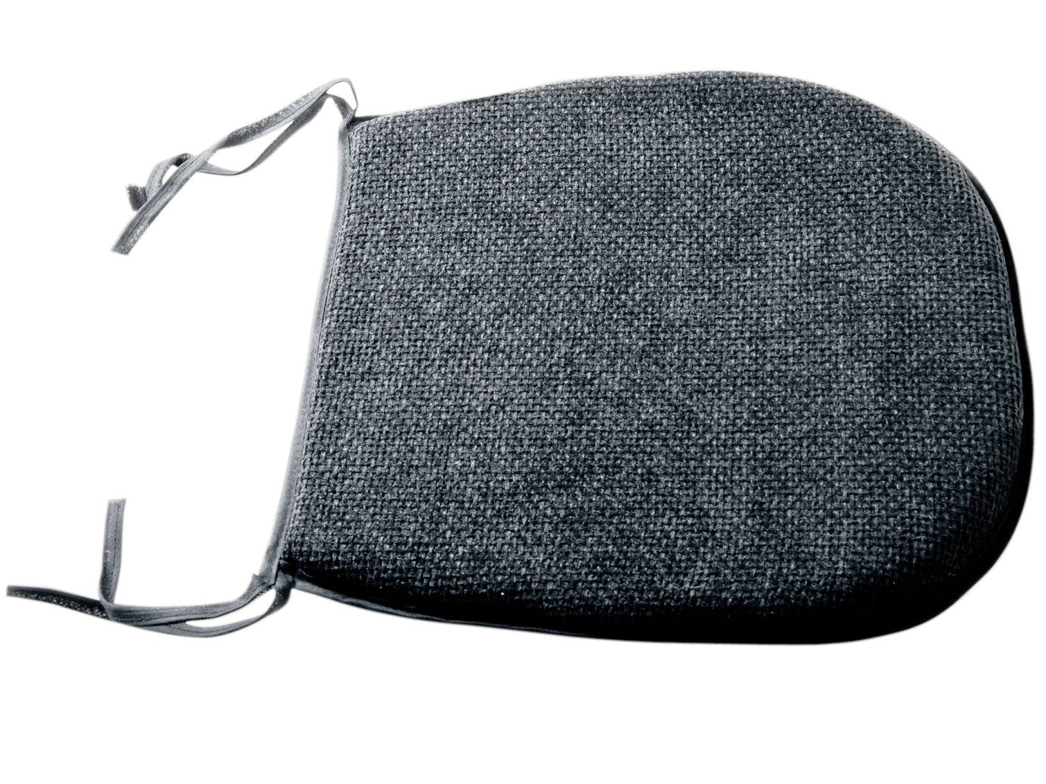 grey weave garden chairs hanging a hammock chair indoors 6 cushion seat pads basket for kitchen or