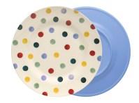 Emma Bridgewater Polka Dots Melamine Plate   eBay
