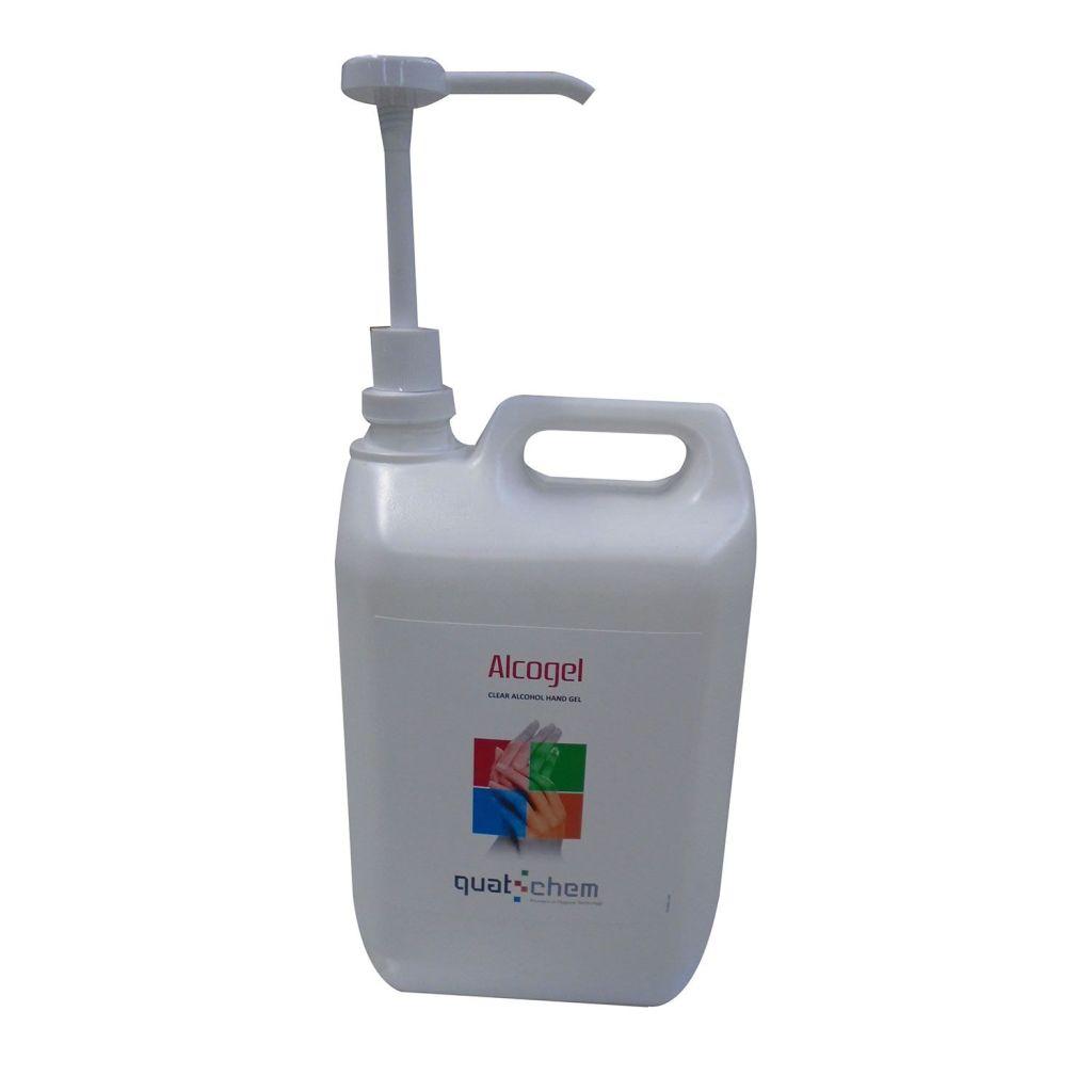 Neogen Alcogel Hand Sanitiser – 5  Lt [F-NVS01C-NEO01 ]