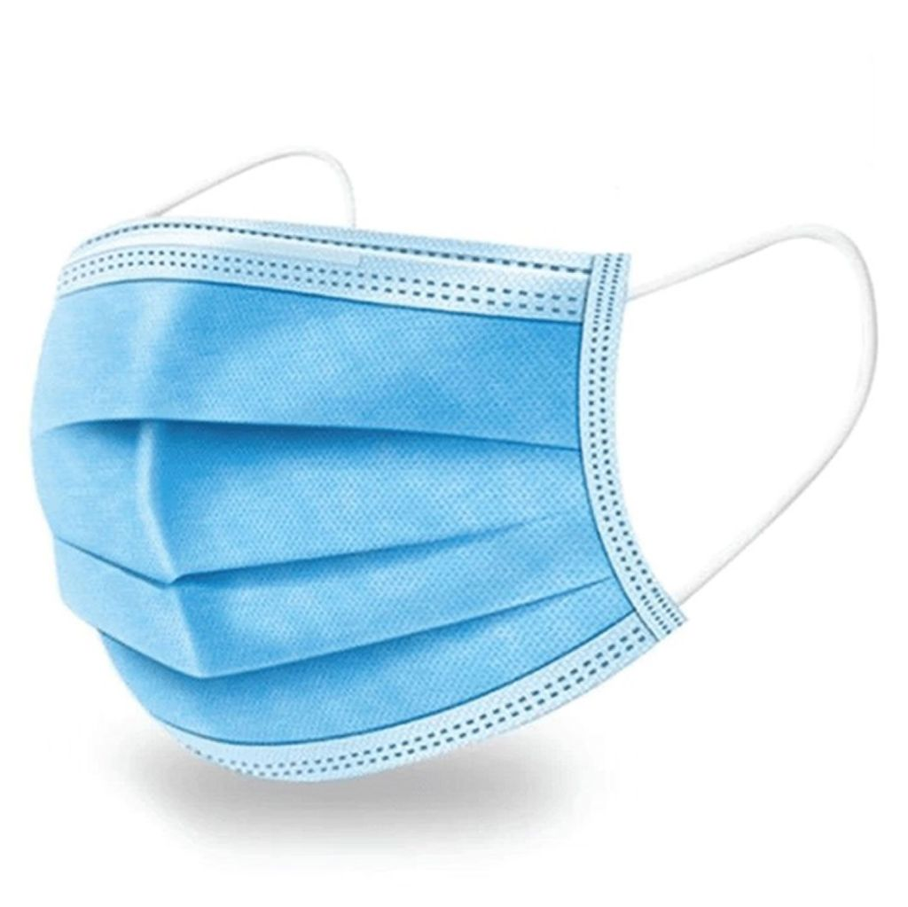 PPE Mask 3 Layers – 50 Pack [PP-MS-PM-0040]