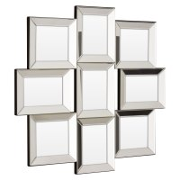 Mirrored Collage Photo Frame - Mirror Designs