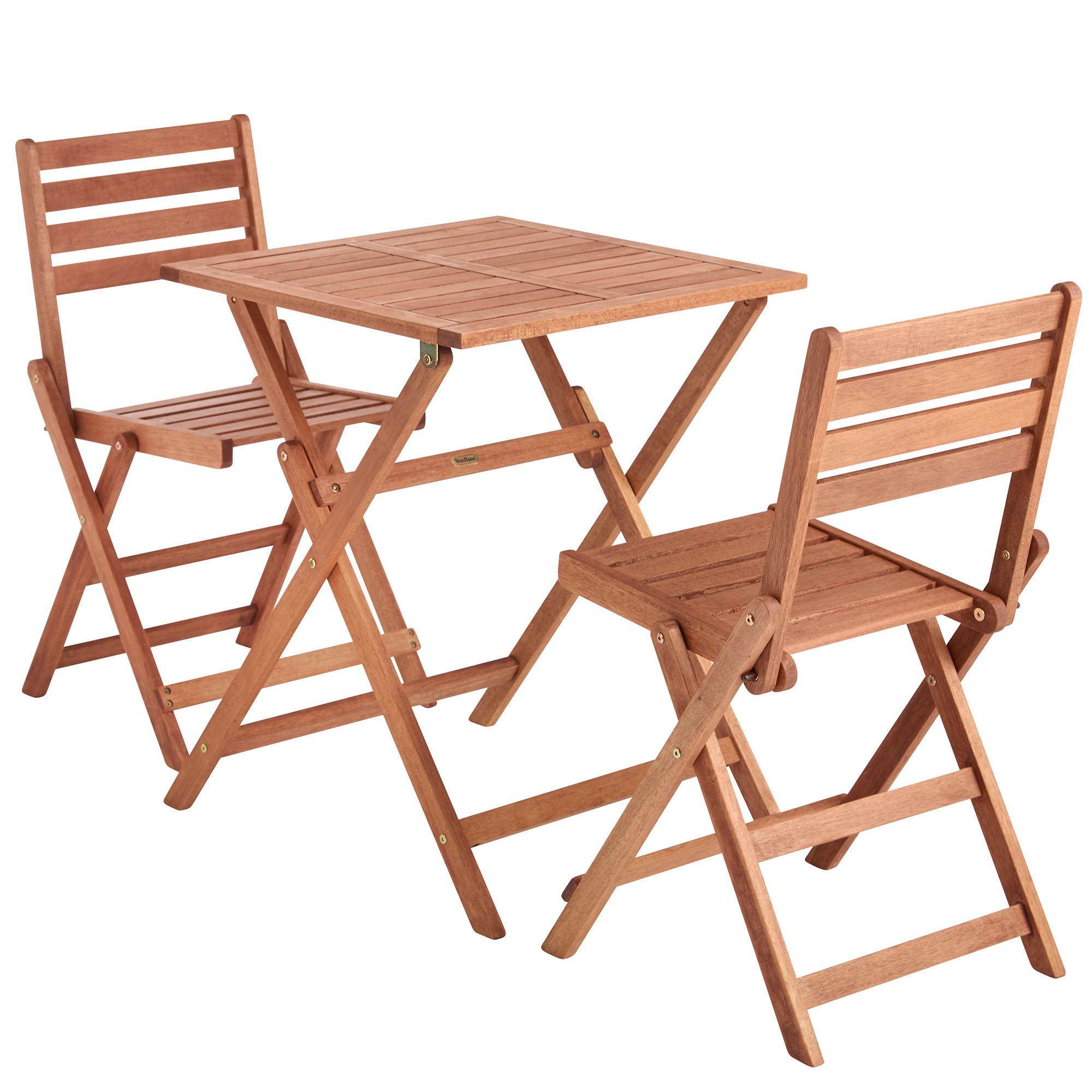 two seater garden table and chairs wooden chair lynchburg vonhaus 2 seat patio outdoor