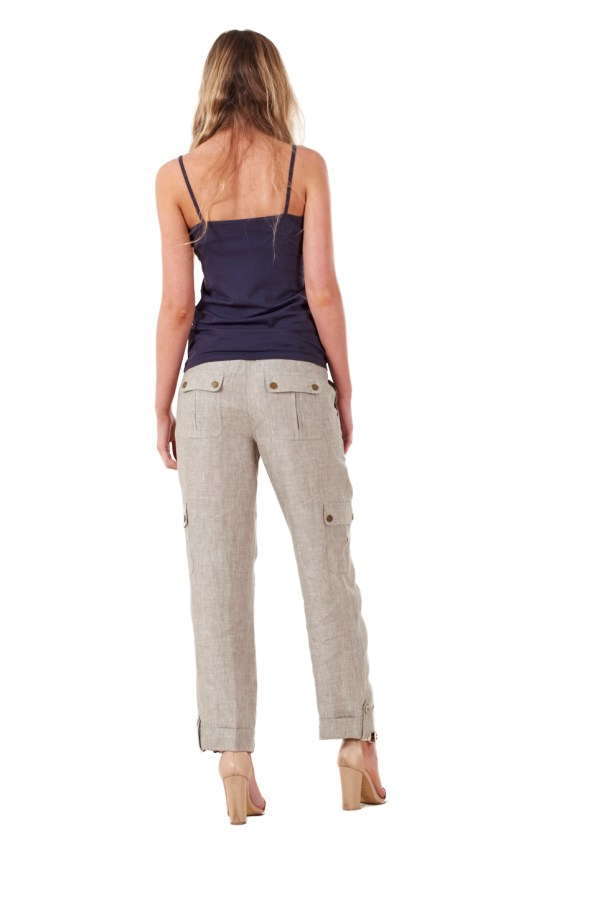 Smart Casual Linen Pants