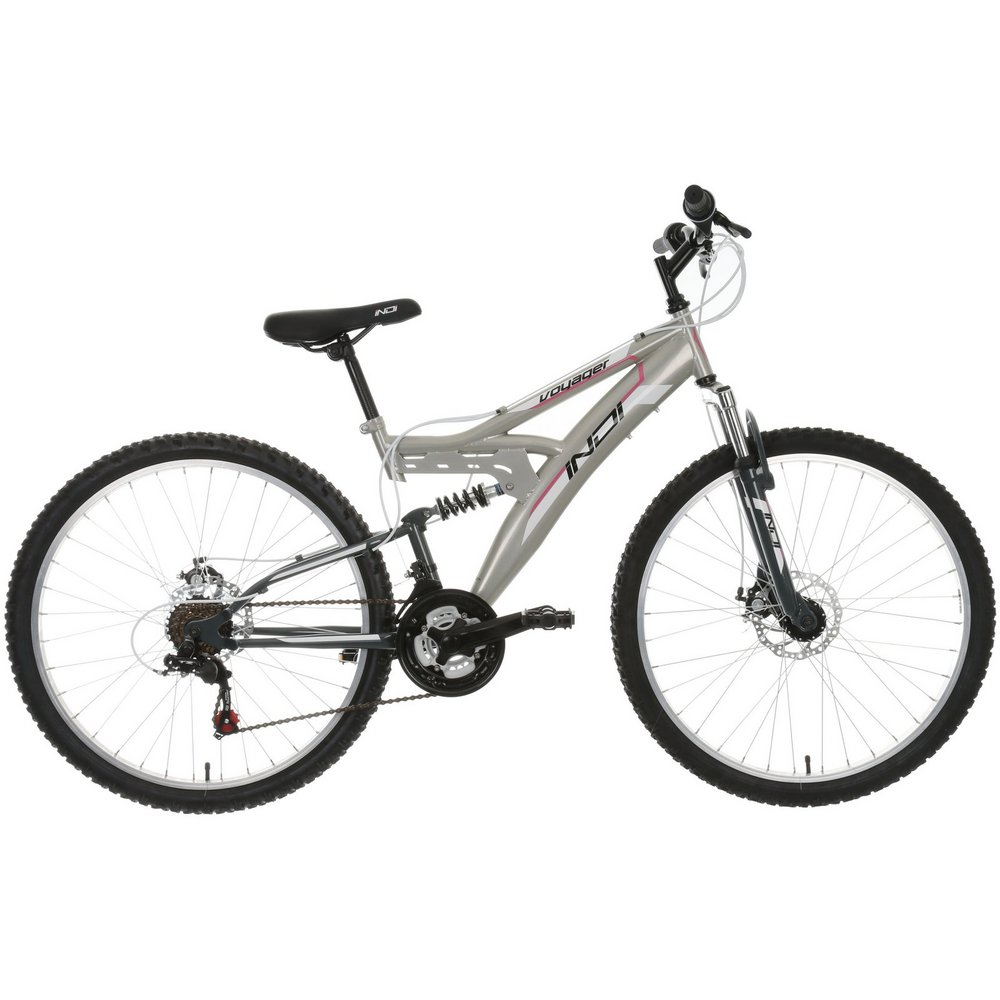 Indi Voyager Women's Mountain Bike Bicycle 16