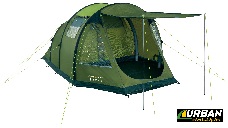 Urban Escape 4 Man Inflatable Tent