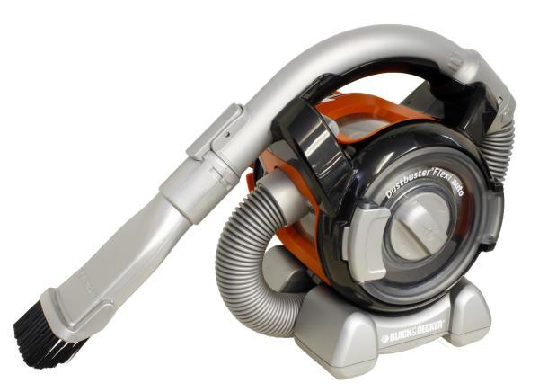 Black & Decker Dustbuster Flexi Auto Vac Car Vacuum Cleaner 12 Volt Power