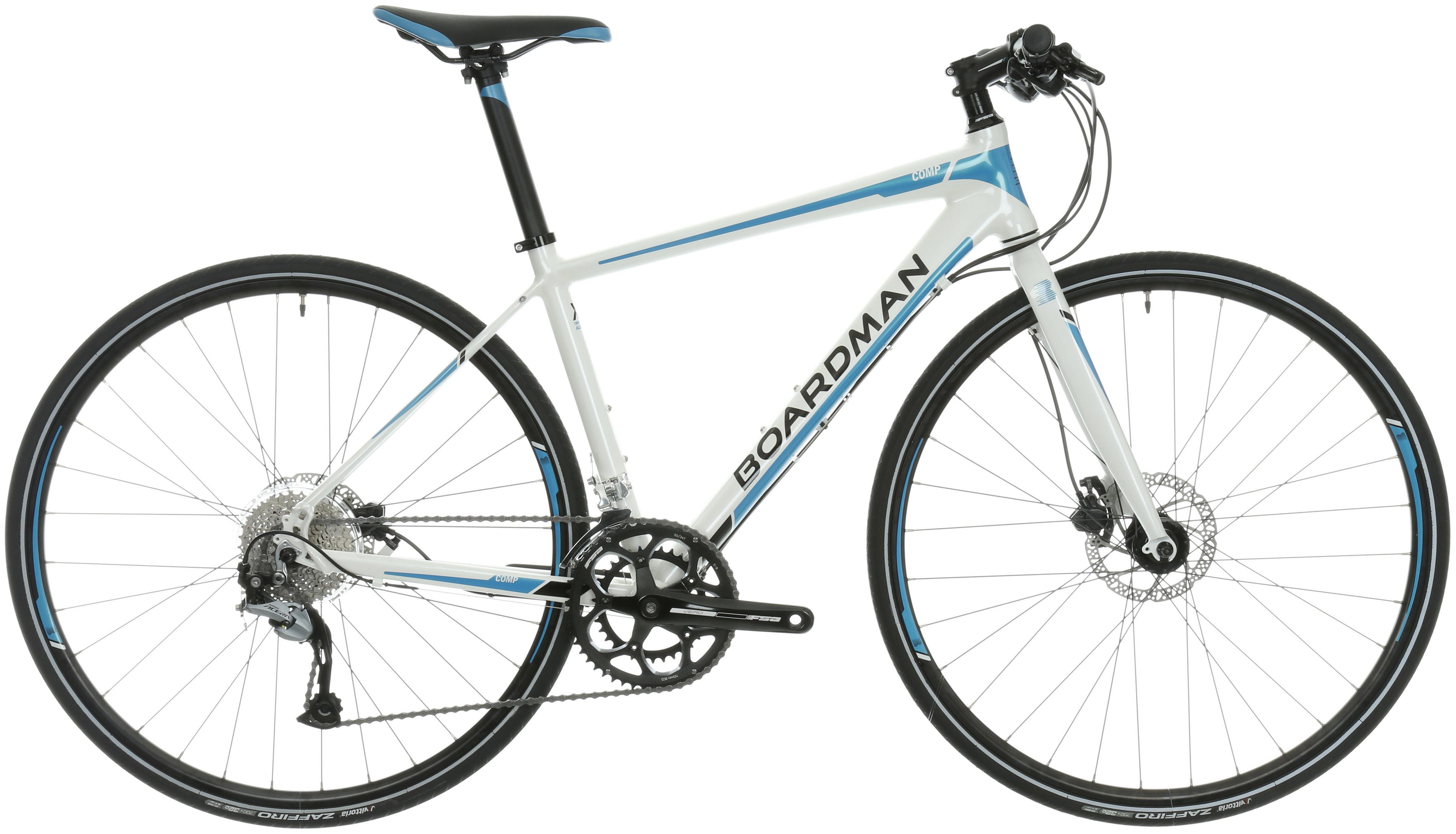 Boardman 2016 Hybrid Comp FI Womens Bike Bicycle Alloy