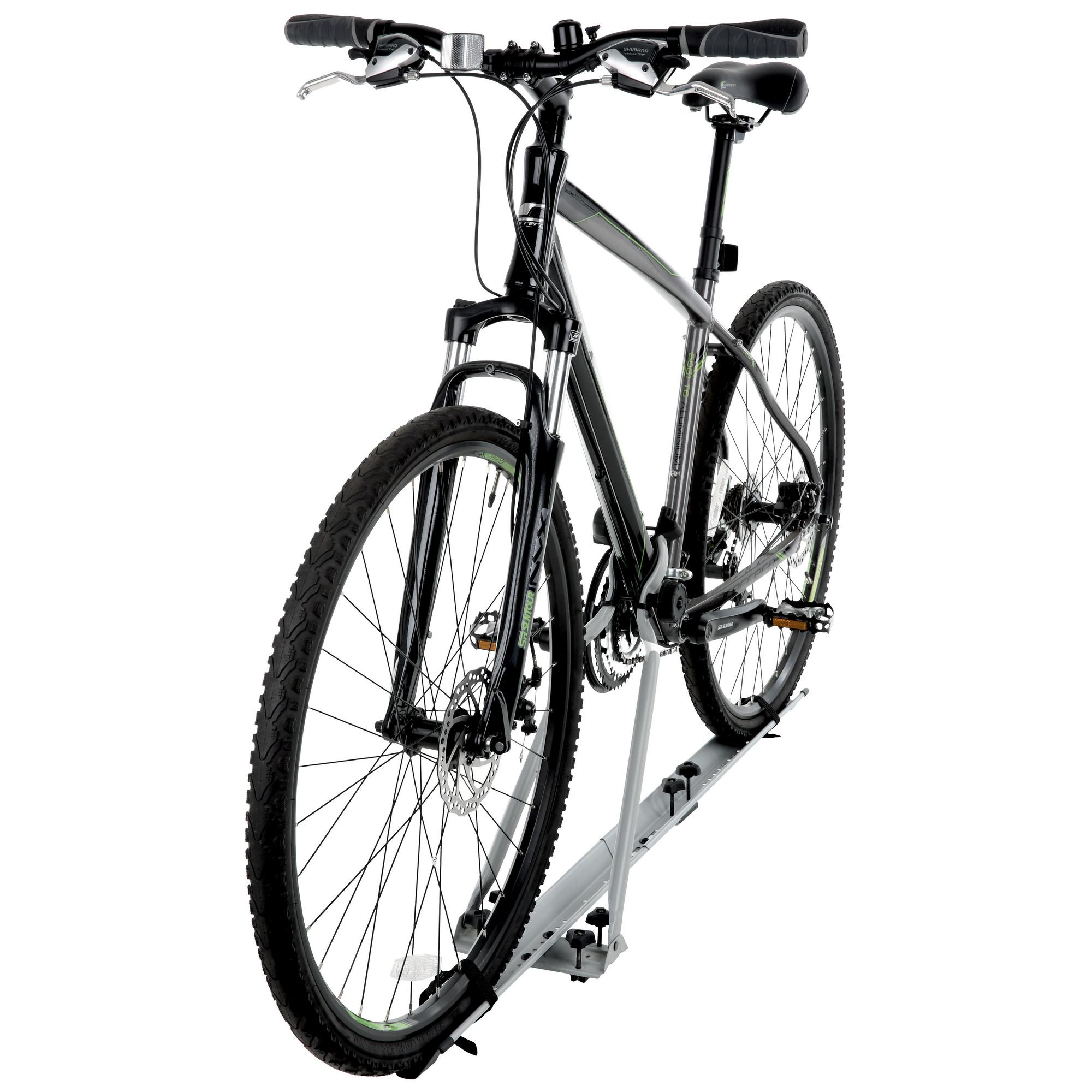 Halfords Universal Car 1 Bike Bicycle Roof Mounted Rack