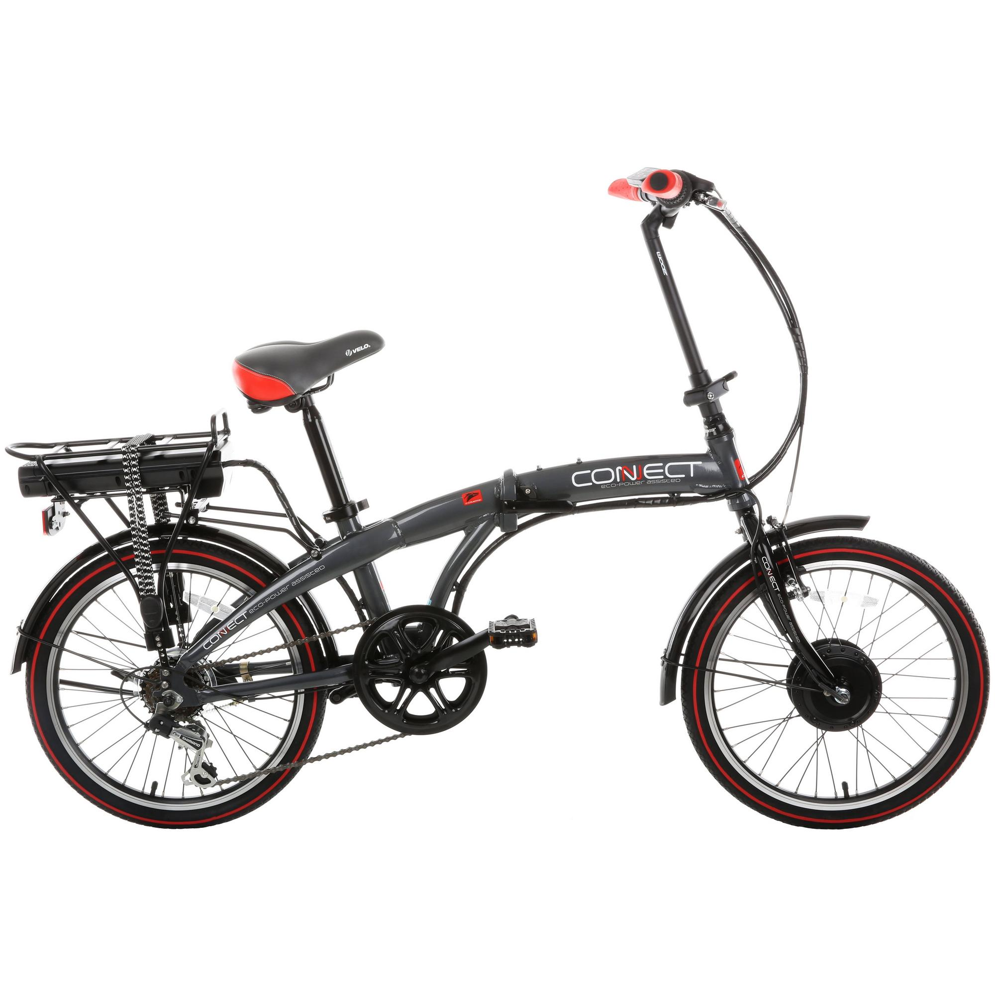 Coyote Connect Li Ion Baterry Alloy Folding Frame Electric