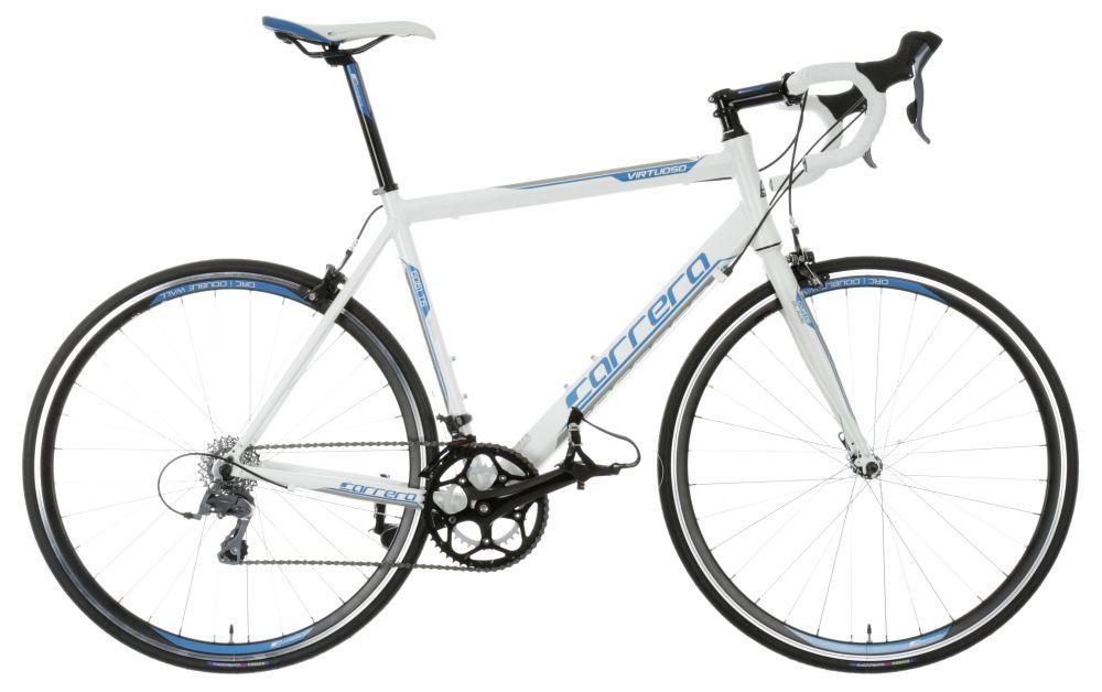 Carrera Virtuoso Unisex Road Bike 2015 51cm Alloy Frame 16