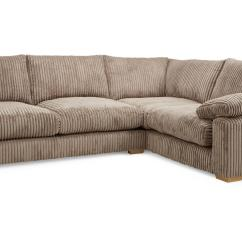 Brown Fabric Corner Sofa Dfs Best Power Reclining Leather Holden Left Hand Facing 3 Seater