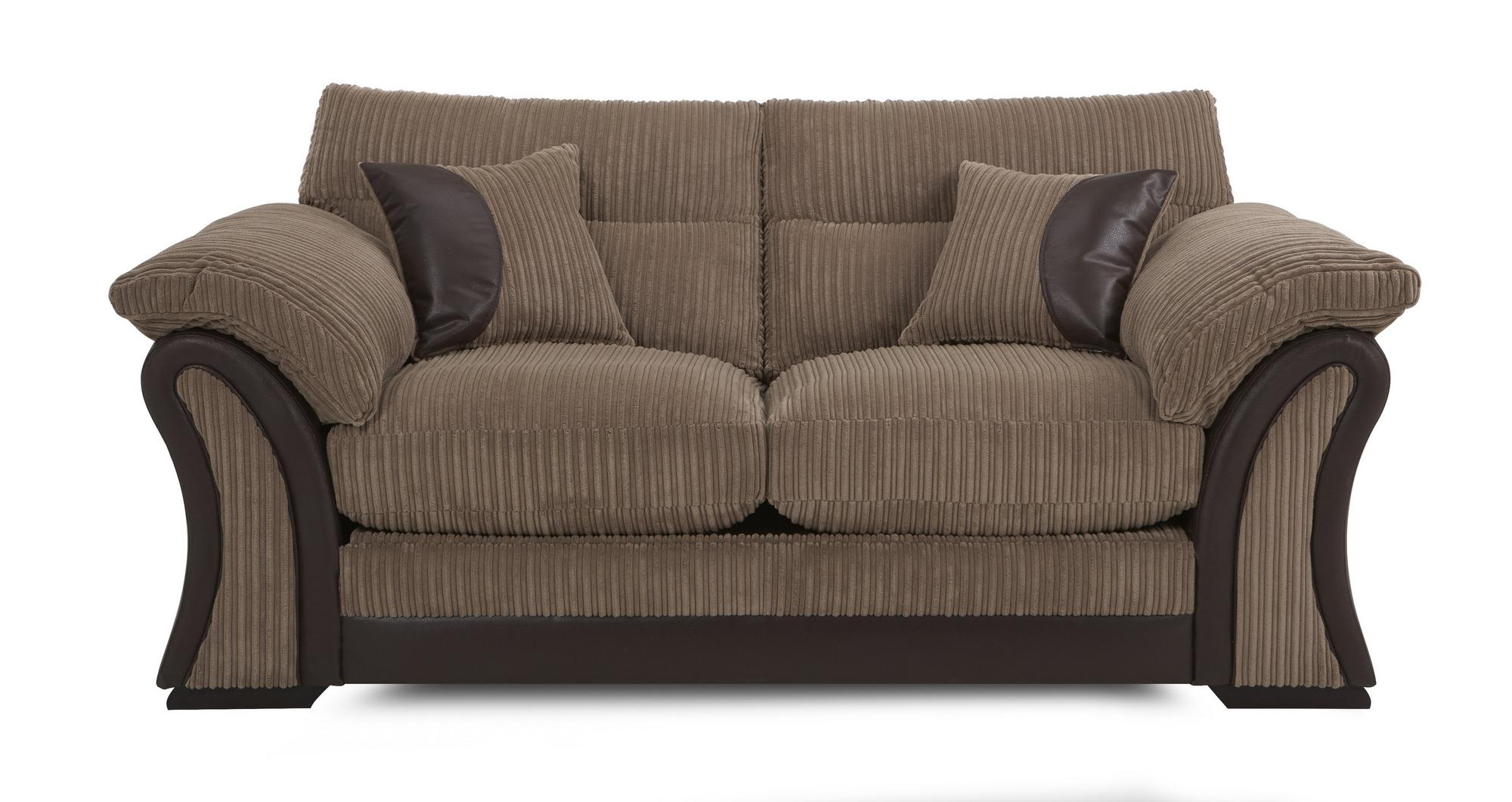 2 seater sofa beds dfs decor to go with brown walton nutmeg fabric large bed and storage