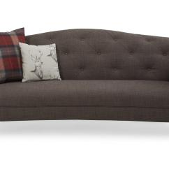 Oval Sofa Modern Chesterfield Dfs Brodie Red Fabric 4 Seater Accent Chair And
